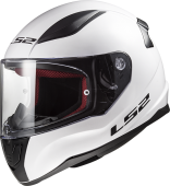 Шлем LS2 FF353 RAPID KID MINI SINGLE MONO (S, Gloss White)